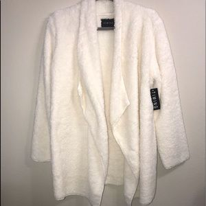 Sweaters - NWT🎈Plush Sherpa long sleeve coat